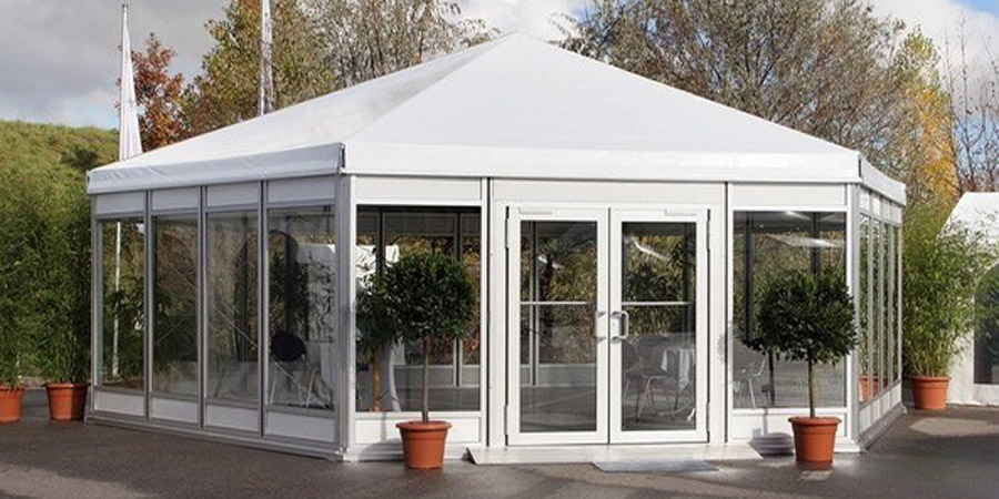 Polygonal Tents for Sale